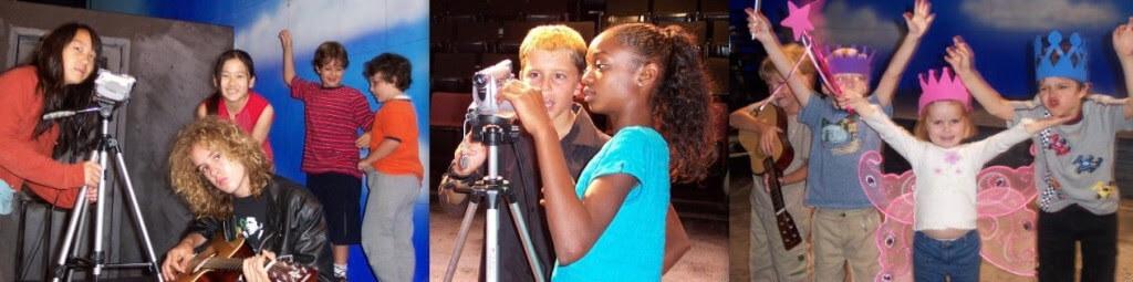 Children Summer Acting Camp