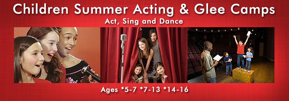 Children Summer Acting & Glee Camps