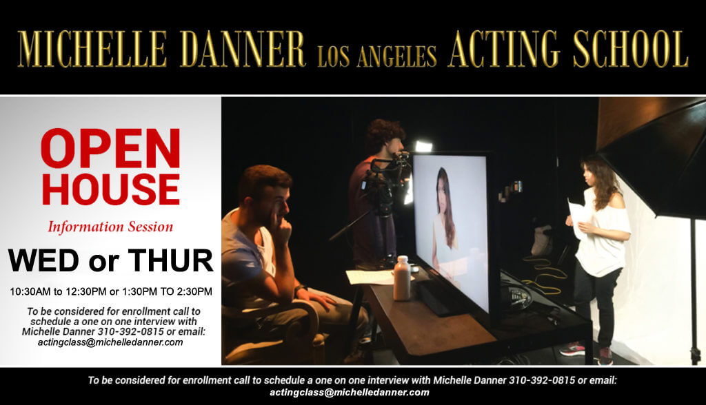 acting school open house