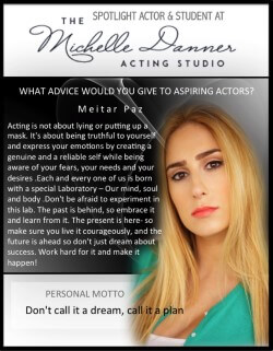 ADVICE FOR NEW ACTORS IN LOS ANGELES