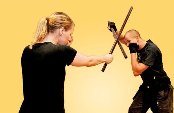 COMBAT AND WEAPONS TRAINING FOR ACTORS