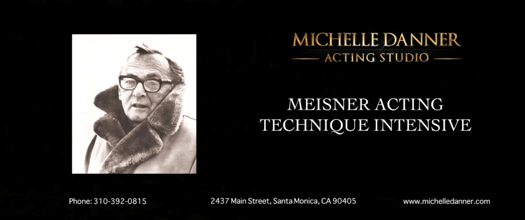 Meisner Technique Acting Class - Los Angeles