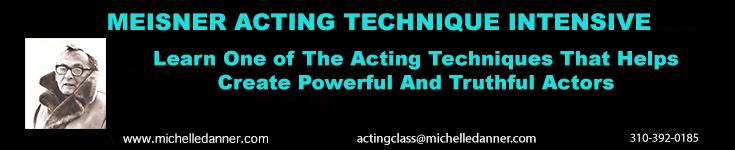 Meisner Acting Technique
