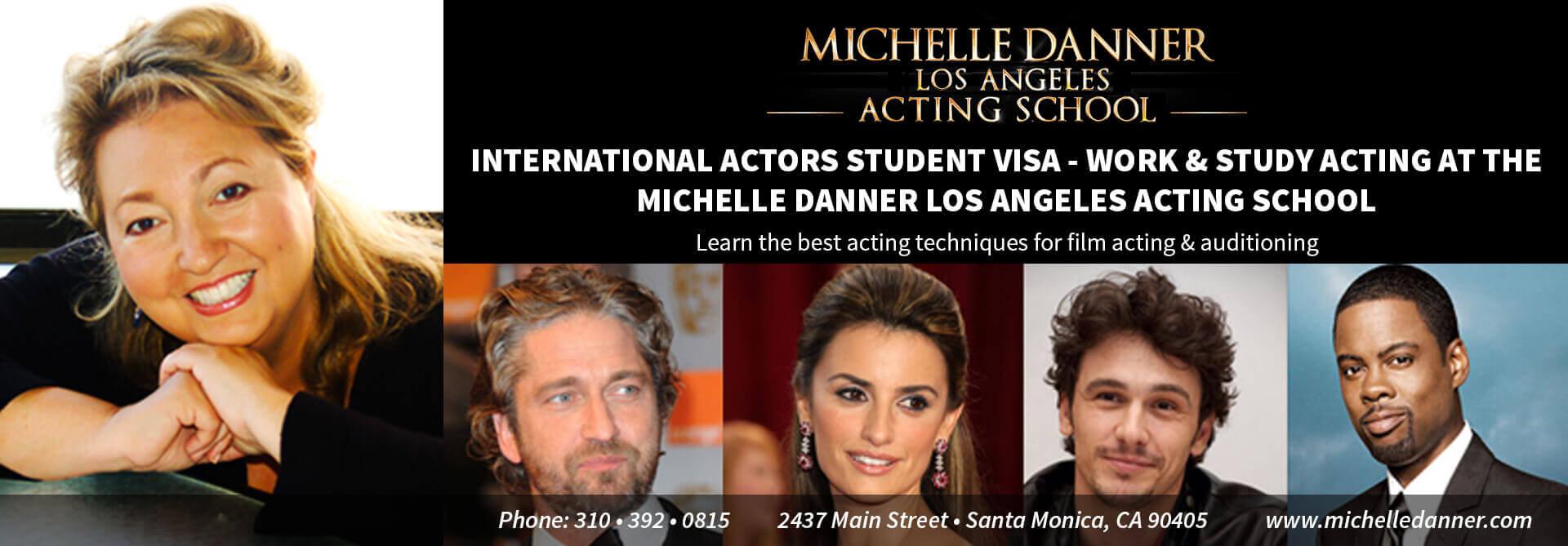 Best acting colleges in California