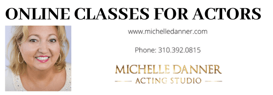 ONLINE CLASSES - LEARN AUDITION FOR FILM & TV