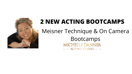 2 New Acting Bootcamps Michelle Danner Acting Studio